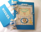 DIRIO BEBE SCRAPBOOK FOTOS SELVA GRECIA