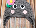 Gorro Hipoptamo girl