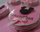 Latinhas Minnie Pink
