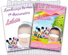 Revista para colorir Baby Disney