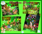 DECORA��O FLORESTA DISNEY