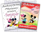 Revista personalizada Minnie