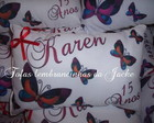 Almofada personalizada Fashions convites