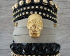 Conjunto Pulseiras Diversas - Opo 2