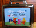 Maleta lembran�inhas Backyardigans