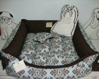Cama Lao - Arabesco azul