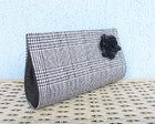 Clutch Xadrez Cl�ssico