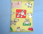 Porta Absorventes Yellow Dog