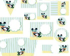 Kit para imprimir - Mickey Summer
