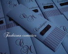 Cardpios Fashions convites