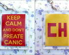 Chaveiro Chapolin - Keep Calm