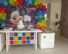 decorao Clean Mickey