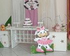 Decorao clean fazendinha
