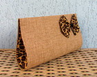 Clutch On�a de Lacinho