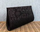 Clutch Preta Floral