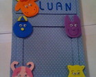 Caderno Backyardigans