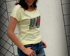 Camiseta I Love Shop