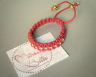 Pulseira com strass