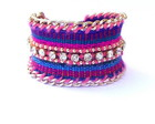Friendship Bracelet Strass