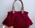 Bolsa Jolie - Bord� (Al�as Marrons)