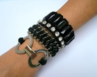 MIX DE PULSEIRAS ROCK &#39;N ROLL