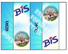 bis personalizado tema Carrossel do SBT