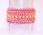 Friendship Bracelet Think Pink
