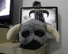 Capacete Skyrim