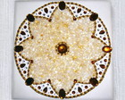 Mandala de Citrino pequena