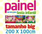 Painel Banner para festa  Infantil