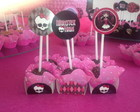 Toppers Monster High (arte)
