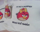Ecobag Adulto - Angry Birds