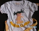 CAMISETA FASHION MENININHA