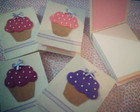 Blocos de Anota��es Sweet  CupCake
