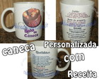 CANECA COM RECEITA