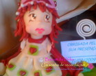Boneca Moranguinho/Strawberry Doll