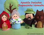 APOSTILA Dedoches Chapeuzinho Vermelho