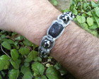 Pulseira Masculina Shambala Hematita