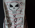 T�nis All Star Customizado - Rock Music