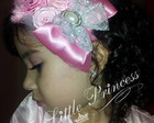 00170 Fascinator The Little Princess