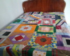Colcha de patchwork