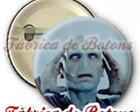 BOTON 2,5cm VOLDEMORT HARRY POTTER