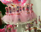 **TUBETES DECORADOS PRINCESA**
