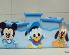 Kit higiene baby disney menino