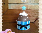Cup Cake porta recado