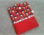 Case para Ipad/Tablet *Red Kokeshis MIX*