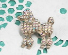 Broche Poodle