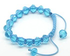 Pulseira Shambala Azul