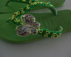 havaiana verde