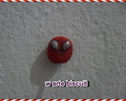 colherinha homem aranha
